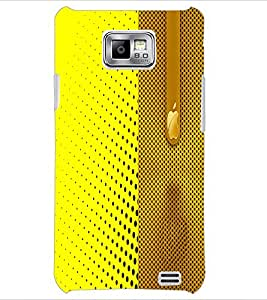 PrintDhaba Pattern D-4981 Back Case Cover for SAMSUNG GALAXY S2 (Multi-Coloured)