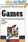 Games: Spiele f�r Moderation und Grup...