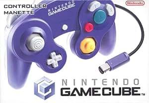Manette Nintendo Gamecube - Officielle Mauve
