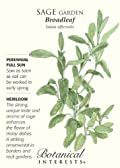 Sage Garden Broadleaf