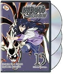 Naruto Shippuden Uncut Set 13