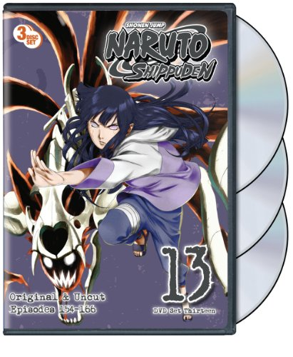 Shippuden Box Set 13