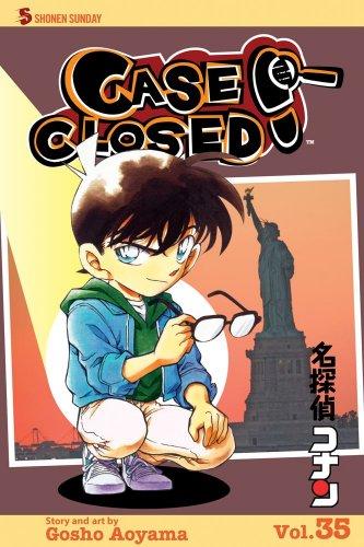名探偵コナン コミック35巻 (英語版)