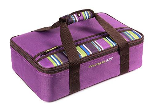Rachael Ray Lasagna Lugger, Purple     Rachael Ray