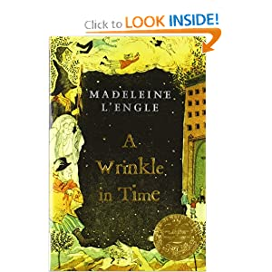 What My Kids Read Book Review: A Wrinkle in Time by Madeleine L'Engle