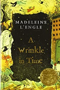 A wrinkle in time used book