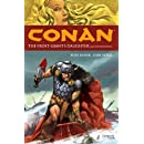 Conan Volume 1: The Frost-Giant's Daughter and Other Stories (Conan (Dark Horse))