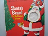 img - for Santa's Beard Is Soft and Warm (Touch-and-Feel) book / textbook / text book