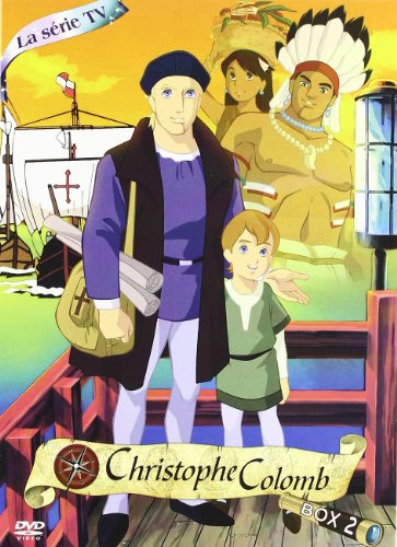 Christophe Colomb - Partie 2 - Coffret 4 DVD