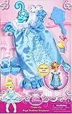 Disney Princess My First Cinderella Doll Royal Bedtime Sleepwear Pajama Set