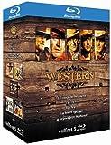 echange, troc Coffret Western - La conquête de l'Ouest + Pale Rider + Rio Bravo + La horde sauvage + La prisonnière du désert [Blu-ray]