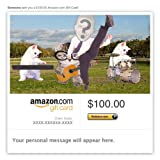 Amazon Video Gift Card - E-mail - Crazy Congrats Song