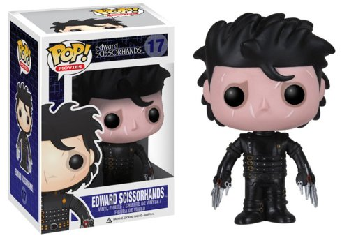 Edward Scissorhands Pop! Movies Figura in vinile