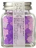 "Konpeito [Wisteria Flowers ""Fuji""] (50g) [Kyoto Japan Import] Glass Bottle"