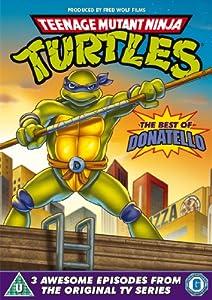 Teenage Mutant Ninja Turtles: Best Of Donatello [DVD]