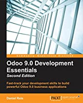 ODOO 9.0 DEVELOPMENT ESSENTIALS - SECOND EDITION