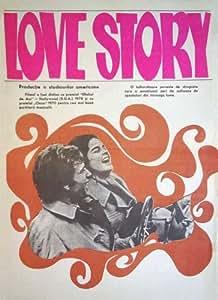 Love Story 1970 German A1 Poster   Posteritati Movie ...  Love Story 1970 Poster