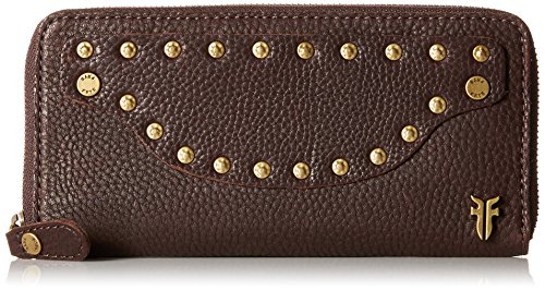 FRYE-Nikki-Nail-Head-Large-Wallet