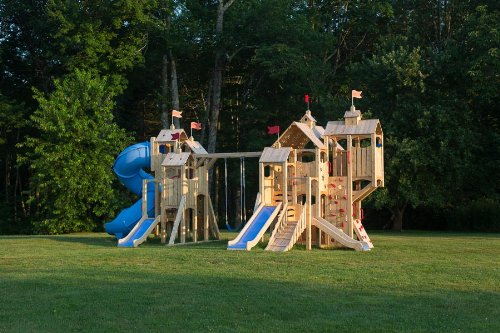 Cedarworks Frolic 23 Swing Set