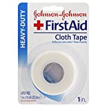 Johnsons First Aid Cloth Tape, Heavy-Duty, 1 roll