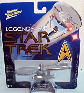 Legends of Star Trek Series One U.S.S. Enterprise NCC 1701