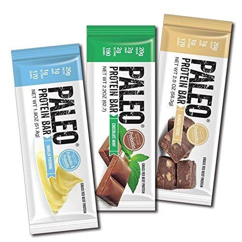 Paleo-Protein-Bars-Grass-Fed-Beef-Variety-Box-3-Flavors-20g-Protein-12-Bars-wPrebiotics-Low-Net-Carb-Gluten-Free