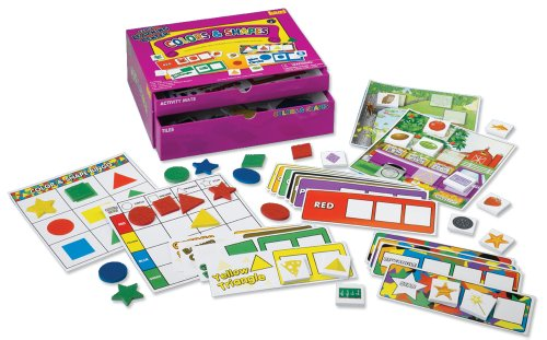 Lauri Toys Early Learning Center Kit-Colors and Shapes - 1
