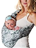 Hotslings Adjustable Pouch Baby Sling, Overcast, Regular Baby, NewBorn, Children, Kid, Infant
