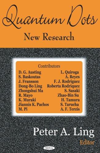 Quantum Dots: New Research