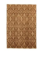 Design Community By Loomier Alfombra Oz Ziegler Mirage (Marrón/Beige)