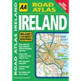 Road Atlas Ireland (AA Atlases and Maps)by AA Publishing
