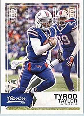 2016 Panini Classics #66 Tyrod Taylor Buffalo Bills Football Card