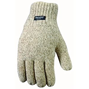 Wells Lamont 572L Ragg Wool Gloves, Large