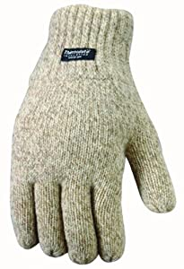 Wells Lamont 572L Ragg Wool Gloves, Large