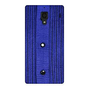 Style Royal Blue Back Case Cover for Redmi 1S