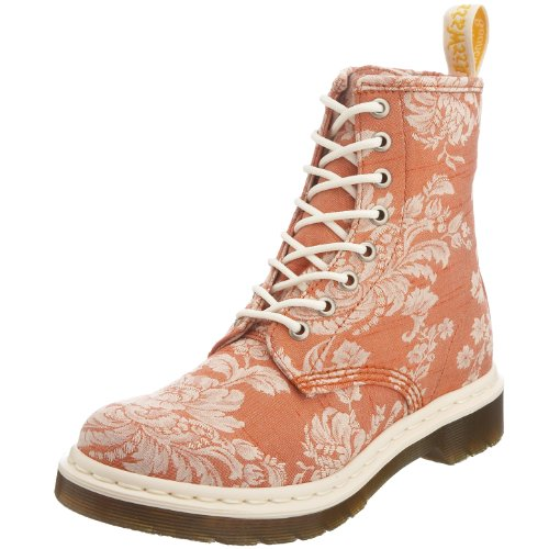 Dr. Martens Women's Cashlin Boot Coral 13493801 8 UK