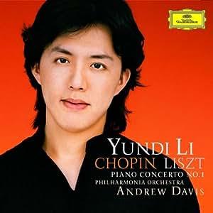 Chopin : Concerto Pour Piano N°1 - Liszt : Concerto Pour Piano N°1
