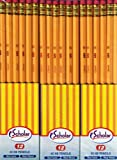 iScholar Gross Pack #2 Yellow Pencils, 144 Count (33144)