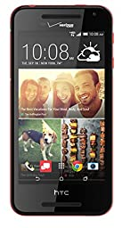 HTC Desire 612, Black 8GB (Verizon Wireless)