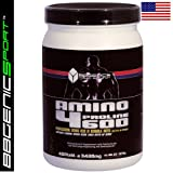 "AMINO 4600 ProLine, Das h�chst dosierte Amino-Supplement f�r den Profisport. -Made in USA-von ""BBGenics"""