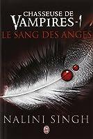 Chasseuse de vampires, Tome 1 : Le sang des anges