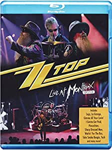 ZZ Top - Live in Montreux 2013 [Blu-ray]