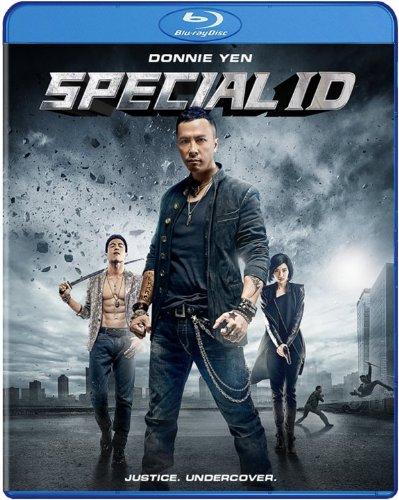 Amazoncom Special Id Blu Ray Donnie Yen Andy On Collin Chou