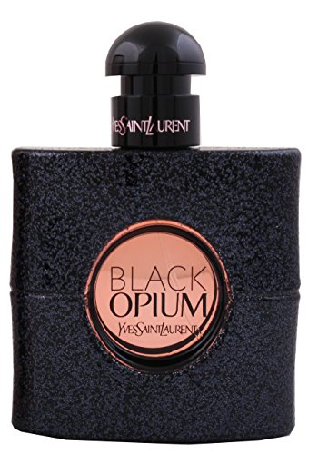 Yves Saint Laurent Black Opium femme / women, Eau de Parfum, Vaporisateur / Spray 50 ml, 1er Pack (1 x 50 ml)