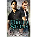 The Druid Stone (       UNABRIDGED) by Heidi Belleau, Violetta Vane Narrated by Ian Ruane