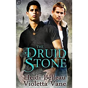 The Druid Stone | [Heidi Belleau, Violetta Vane]