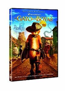 Amazon.com: El Gato Con Botas (Import Movie) (European Format - Zone 2