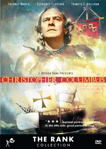 Christopher Columbus (1949) [DVD]