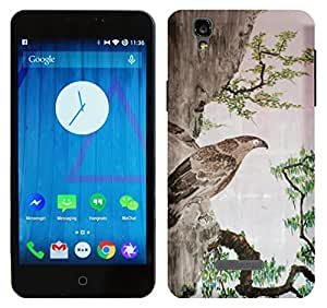TrilMil Printed Designer Mobile Case Back Cover For Micromax YU Yureka / Yureka Plus