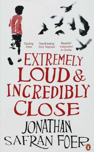 Buchseite und Rezensionen zu 'Extremely Loud and Incredibly Close' von Jonathan Safran Foer